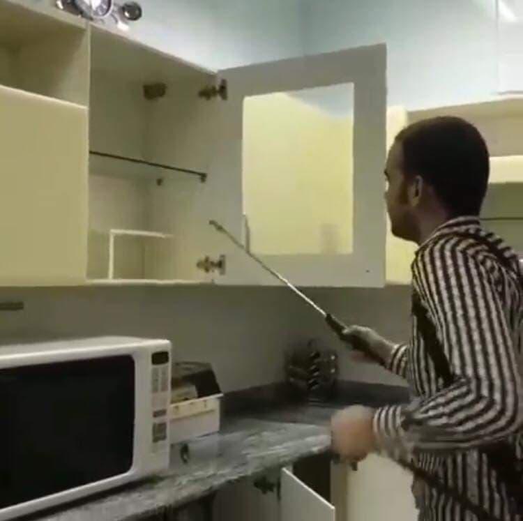 شركة مكافحة حشرات بالقطيف 0506051316 مكافحة الصراصير من شركة رش مبيدات بالقطيف