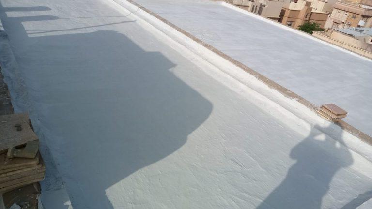 شركة عزل اسطح و خزانات بالقطيف 0500806539 عزل مائي و حراري بالقطيف